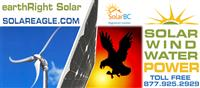 Solar Wind and Water Power